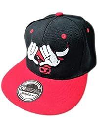 Amazon.it  chicago bulls cappello - Uomo  Abbigliamento 2f4126838b00