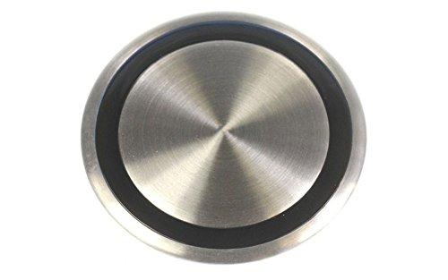 ORIGINAL TwistPad Knebel Magnet Scheibe Herd Kochfeld Neff Siemens 00636170