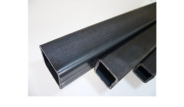 Stahlrohr Quadratrohr Vierkantrohr 30x30x2 mm E235 EN 10305-5 500-2000mm 1000mm