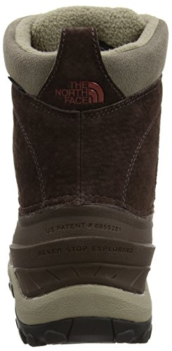 The North Face Chilkat Ii, Chaussures Bébé marche homme Marron - Brown (Mulch Brown/Brick House Red)