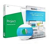 Original Microsoft® Project 2013 PRO (Professional Plus) Lizenzschlüssel + Lizenza ISO CD / DVD für 32 und 64 bit Deutsch inklusive Workstation 2016 für Office