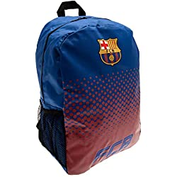 Barcelona FC Football Club Backpack Rucksack Bag Red Blue Fade Design Official