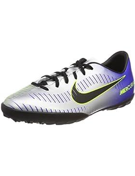 Nike Jr Mercurialx Vctry Vi NJR TF, Zapatillas de Fútbol Unisex Niños