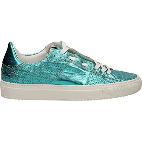 QUATTROBARRADODICI , Chaussures de sport d'extérieur pour femme Bleu bleu ciel 36 bleu ciel