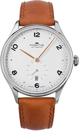 Fortis Terrestris Hedonist 901.20.12 L.08 Automatic Mens Watch Classic & Simple