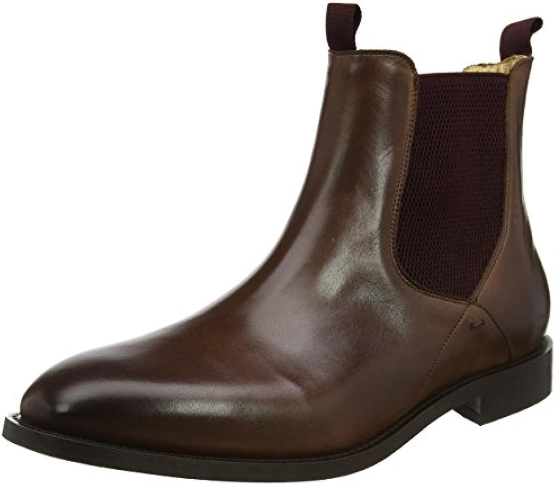 Hudson Herren Brown Chelsea BootsHudson Herren Brown Chelsea Boots Billig und erschwinglich Im Verkauf
