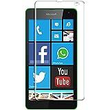 Mondpalast ® prime Protection écran en Verre Trempé INRAYABLE et ULTRA RÉSISTANT INDICE Dureté 9H Haute transparence pour Nokia lumia 535