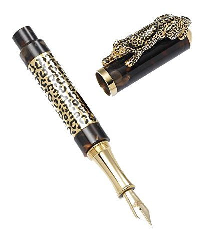 fountain-pen-urso-luxury-leopard-sterling-silver-and-diamond-ct010-50-off