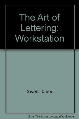 The Art of Lettering: Workstation