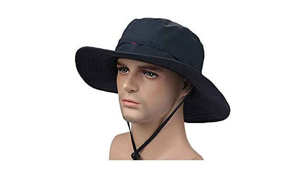 ISEYMI Wide Brim Caps Sun Block Collapsible Hats Fishing Golf Hat  Sombriolet Sun Hat UPF50+ For Men Women  Amazon.in  Clothing   Accessories 0d8120df400d