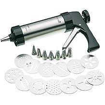 Kitchen Craft MCICINGPRO - Pistola para decoración de tartas y galletas