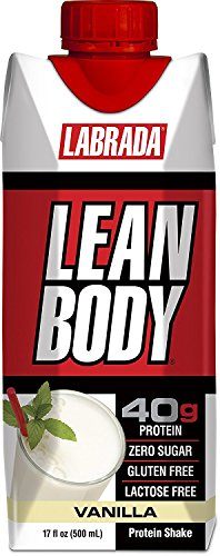 Lean Shake (Labrada Lean Body RTD (12x17oz) Vanilla)