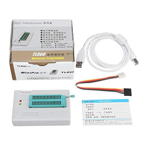 DyNamic Tl866Ii Plus Universal Usb Minipro Usb Programmer Für 15000+Ic Spi Flash Nand Eeprom Mcu Pic Avr (Palette Pic)