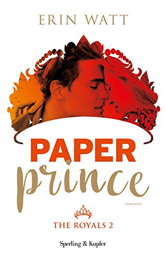 Paper prince. The royals