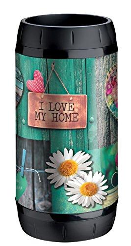 Meliconi i love my home portaombrelli, metallo, multicolore, 25x25x50 cm