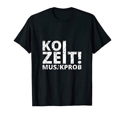 Schwaben Musikprobe Funny T Shirt mit Schwäbischem Dialekt