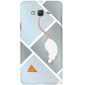 URBAN KOLOURS Original Designer Printed Hard Case Back Cover for Samsung Galaxy J5 (Mice)