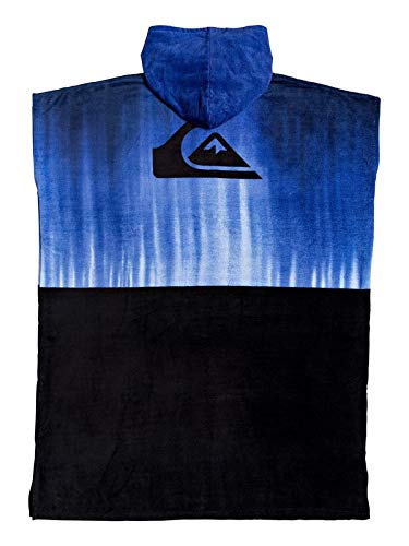 Quiksilver Hooded Towel Poncho Electric Royal EQYAA03842