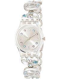 Swatch Irony Damen-Armbanduhr Menthol Tone Lk 292G