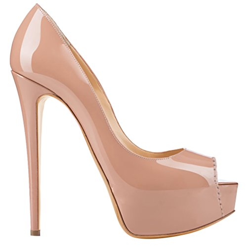 MONICOCO , chaussures compensées femme - Marille Lackleder