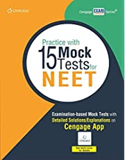 Practice with 15 Mock Tests for NEET