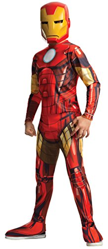 Imagen de avengers  disfraz iron man classic infantil, s rubie's spain 880607 s