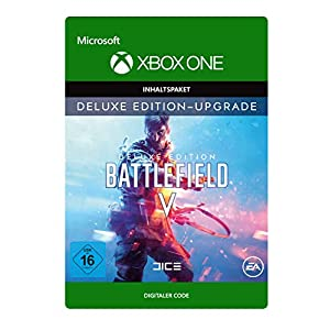 Battlefield V: Deluxe Edition Upgrade DLC | Xbox One – Download Code