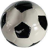 Preisvergleich für Out of the Blue 78/3922 - Keramik-Spardose mit Schloss, eingedrückterFußball, Circa 14 x 14 cm