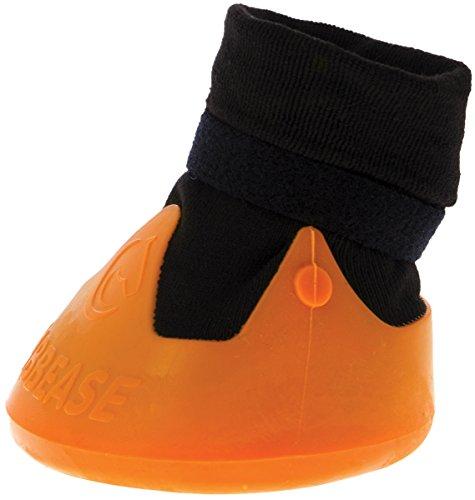 Kerbl Behandlungsschuh Tubbease für Pferdehufe Orange - XL