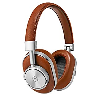 Master & Dynamic MW60 Premium High Definition Bluetooth Wireless Over-Ear Headphone - Brown/Silver (B01ASAIF8U) | Amazon price tracker / tracking, Amazon price history charts, Amazon price watches, Amazon price drop alerts