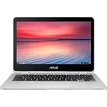ASUS – Flip c302ca 12.5 Touch Screen Chromebook – Intel Core M3 – 4 GB ·