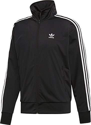 adidas Herren Firebird Trainingstop, Black, M (Firebird Adidas)