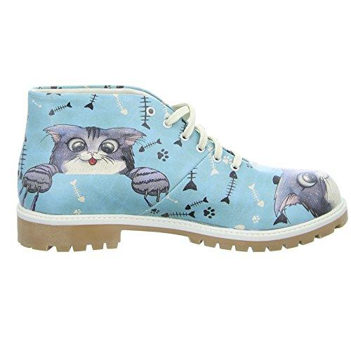 Dogo Short Boots - Fishbone Lover 36 - 5