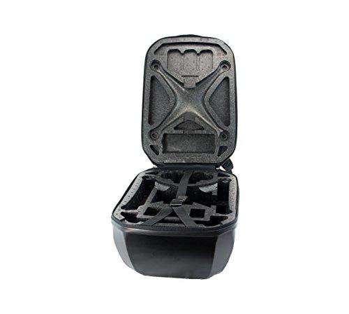 Hardshell Rucksack passend für DJI Phantom 3 Advanced und Professional, Mit Kantenschutz ! Von Fm-electrics - 2