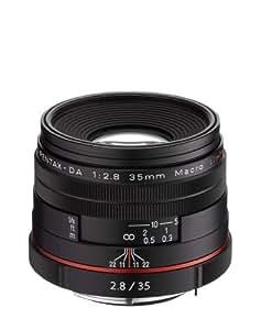 Objectif HD Pentax-DA 35mm f/2,8 Macro Limited