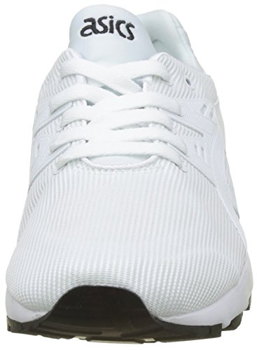 Asics Unisex-Erwachsene Gel-Kayano Trainer Evo Sneaker Weiß (White/white)