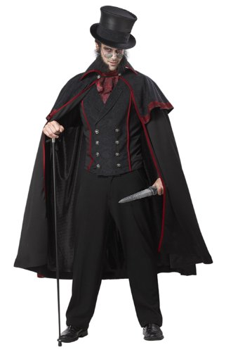 Jack the Ripper Kostüm für Herren (Jack The Ripper Kostüme)