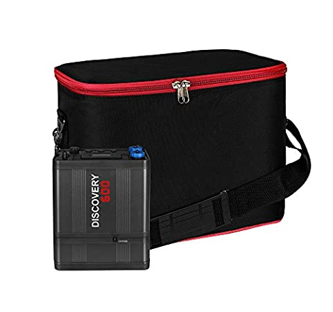 Phorex jinbei dC iI 600 pack/discovery/générateur batterie portable avec générateur de courant flash pour
