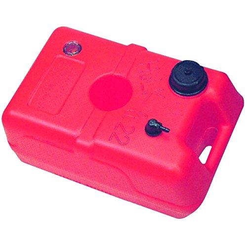30l Kunststoff Kraftstofftank 510x360x270 tragbar Filter Anzeige