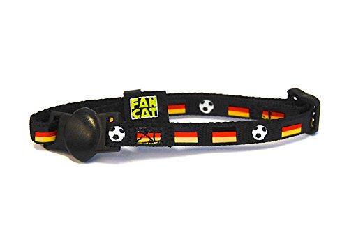 www.FanCat.eu Katzenhalsband und Hundehalsband FanCat/FanDog - Deutschland - Grösse S