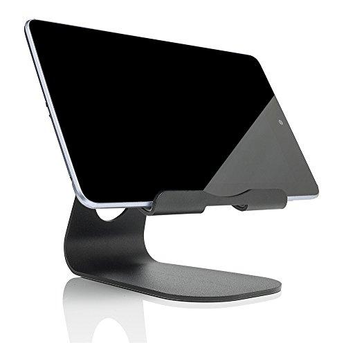 Preisvergleich Produktbild Slabo Tablethalterung für Samsung Galaxy Tab S2 9,7 Zoll Aluminium - SCHWARZ