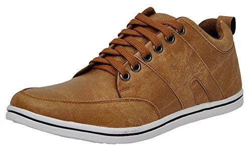 SHC Men's Tan Casual Shoes (9)