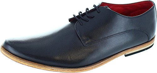 Niedrig Black Derby Herren London Base qwzOPF