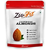 Ziofit Californian Almonds, 200g (Buy 1 Get 1 Free)