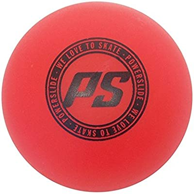 Powerslide 100721 - Bola de hockey para entrenamiento, color naranja