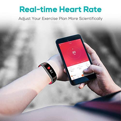 Zoom IMG-2 chereeki fitness tracker cardiofrequenzimetro smartwatch
