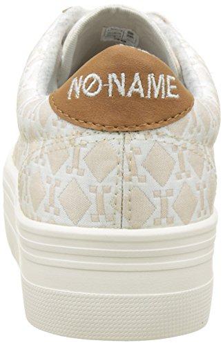 NONAME Plato Sneaker, Basse Donna Beige (Nude)