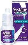 Systane Balance MD Benetzungstropfen, Spar-Set 6x10ml. Augentropfen mit LipiTech System zur Linderung trockener, tränender Augen bei Lipidmangel.