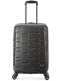 Antler Suitcase, 55 cm, 34 Liters, Charcoal