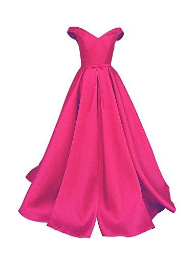 Drasawee Damen Empire Kleid 8#